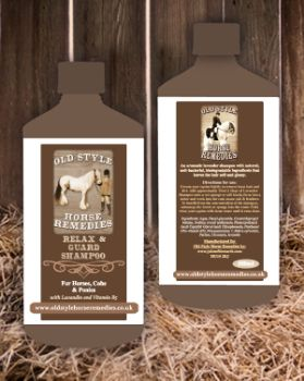 Relax and Guard Shampoo 5L